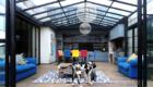 entertainment conservatory al fresco style