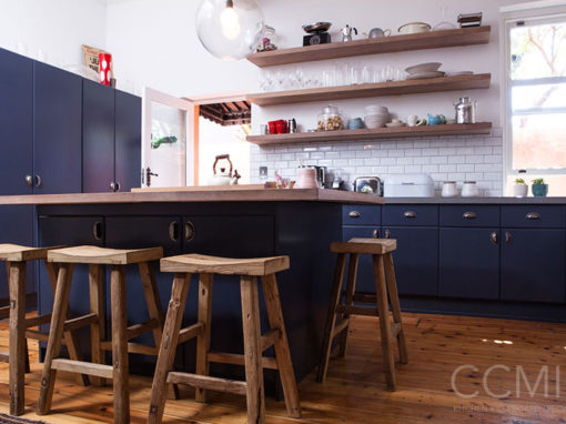 Farmhouse City Kitchen