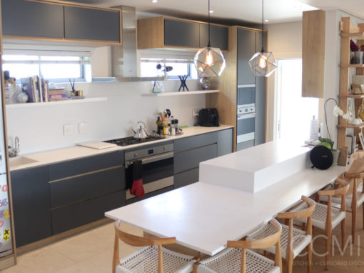 Modern Family Kitchen